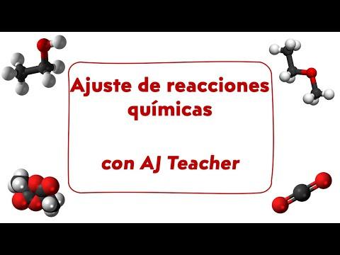 ¡MÉTODO PARA PROBLEMAS DE REACCIONES QUÍMICAS! (Tema de la transformación química) from YouTube · Duration:  16 minutes 41 seconds