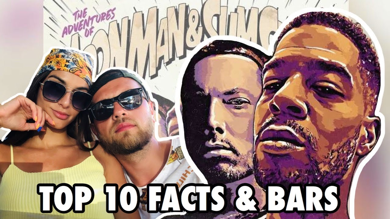 Kid Cudi, Eminem - The Adventures Of Moon Man & Slim Shady REACTION & Breakdown. Top-7 Facts & Barz