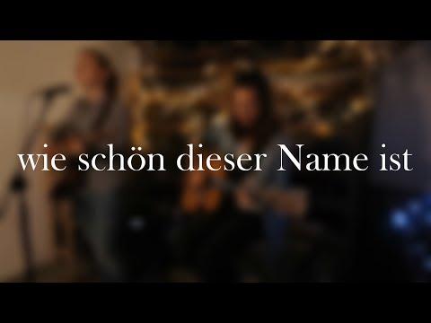 Wie Schön Dieser Name Ist // Hillsong // What A Beautiful Name Deutsch