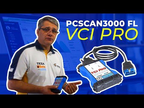 VANTAGENS DO NOVO PCSCAN3000 VCI PRO! LANÇAMENTO NAPRO