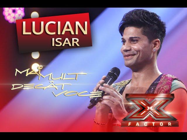 Andrea Bocelli - Vivo per lei - interpretarea lui Isar Lucian, la X Factor