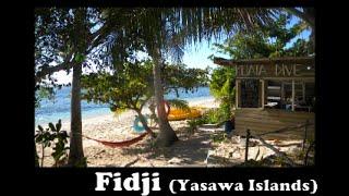 En route pour : les Fidjis - Yasawa Islands (juillet 2015)