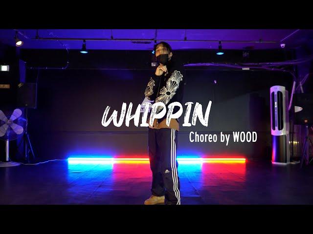 EZDANCE I 잠실점 I 이지댄스 I Kiiara - 'Whippin(Feat. Felix Snow)' CHOREOGRAPHY by WOOD