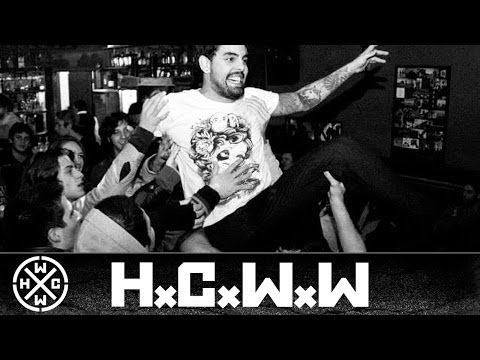THE LAST STATION - THERE'S NO LOVE IN YOUR VIOLENCE - HARDCORE WORLDWIDE (OFFICIAL HD VERSION HCWW)