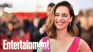 'Game Of Thrones': Emilia Clarke Goes Blonde For Final Season | News Flash | Entertainment Weekly