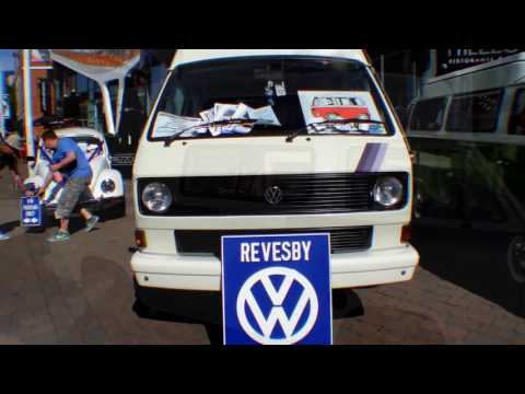 Lincoln VW Camper Day 2016 - Part 2
