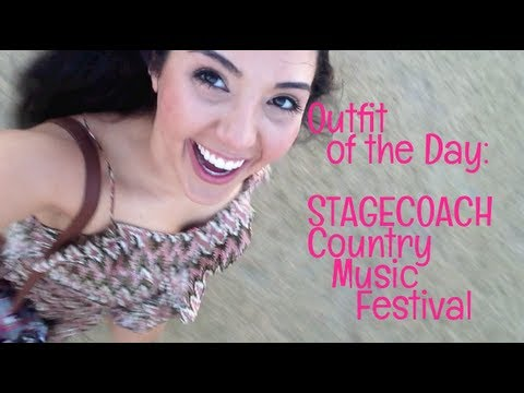 Country Outfit of the Day: Stagecoach Music Festival