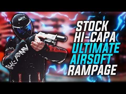 HPA HI-CAPA 4.3 CQB TRACER RAMPAGE (PRIMARY AIRSOFT ADAPTER) | ULTIMATE AIRSOFT