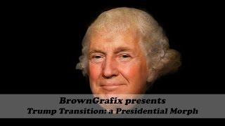 Trump Transition: a Presidential Morph
