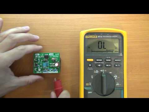 Multimeter review / buyers guide: Fluke 87V / Fluke 87-5 Review