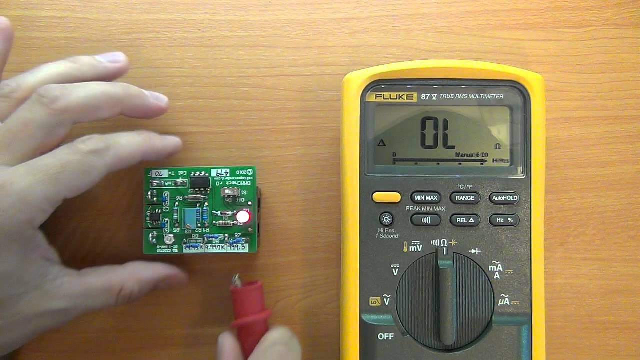 fluke 87 iii multimeter manual