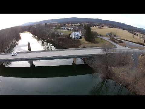 Old Fields WV Bridge