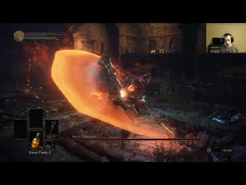 The unexpected Abyss Watchers kill