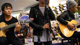 coldrain - Gone (acoustic) #1 (Banquet Records, Kingston, 23 oct 2015) mp3
