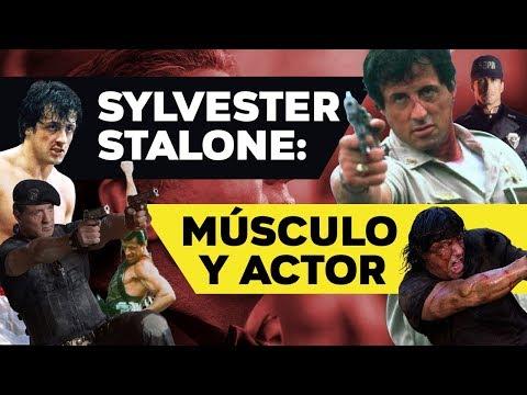 Los personajes icónicos de Sylvester Stallone