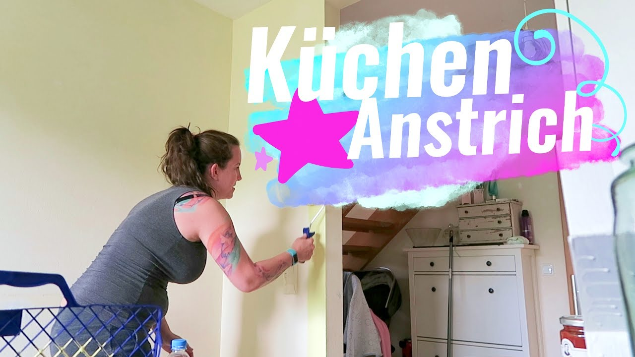 Küchen Anstrich / Küchen Renovierung / 23.5.17 / MAGIXTHING - YouTube