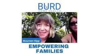 Why Choose Burd Home Health for CDPAP / CDS?