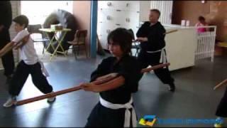 Aula de Kung Fu na Academia Augusto Semprebom - Portal Tudo Ibiporã
