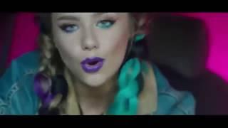СЛИТЫЙ КЛИП КАТИ АДУШКИНОЙ Beauty bomb Люди клип без звука клип со звуком по ссылке в описании