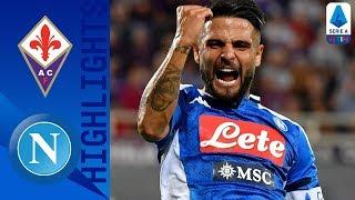 Fiorentina 3-4 Napoli | Il Napoli risponde subito alla Juve con 4 gol a Firenze! | Serie A