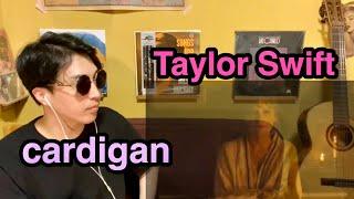 Taylor Swift - cardigan (Official Music Video) • リアクション動画 • Reaction Video | PJJ