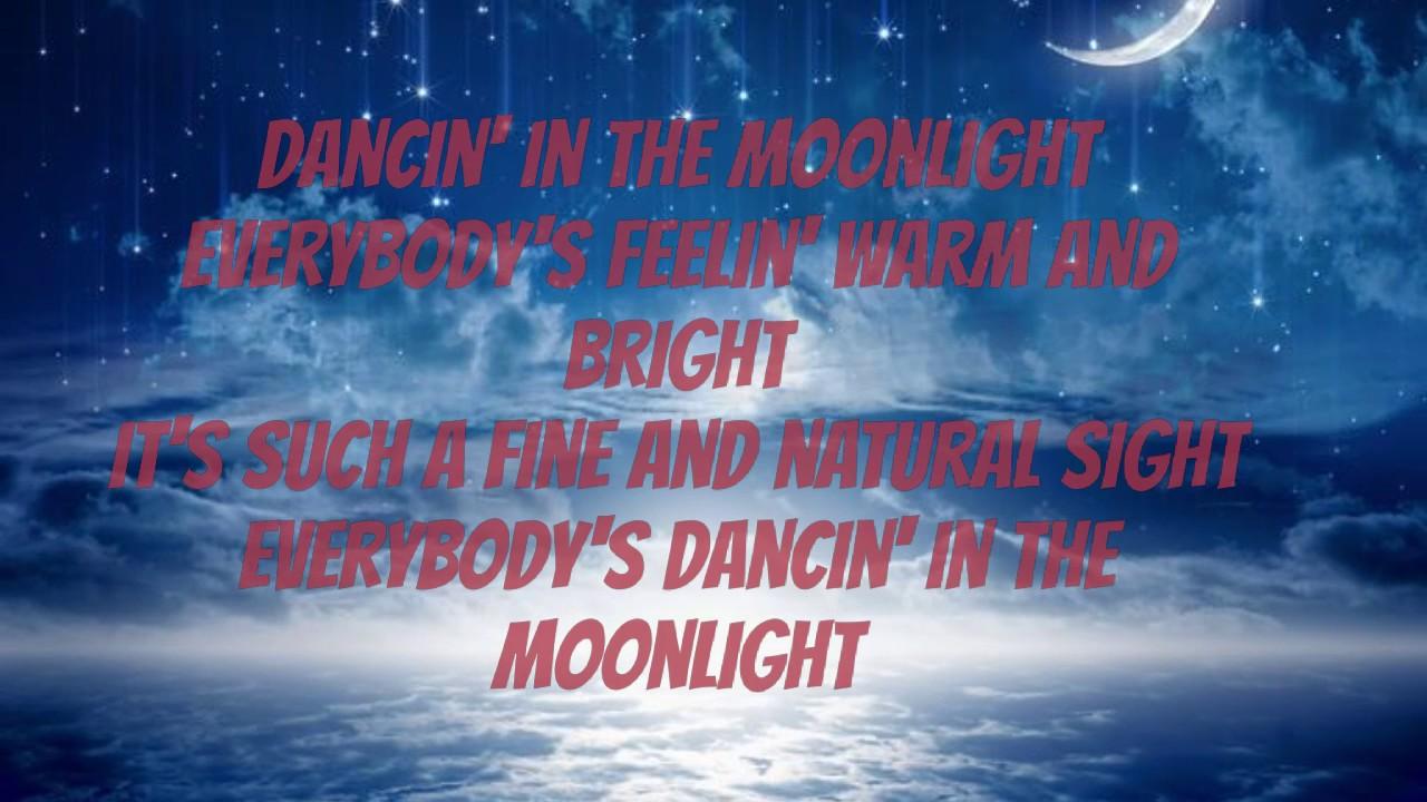 Dancing In The Moonlight Downloadminedwnload