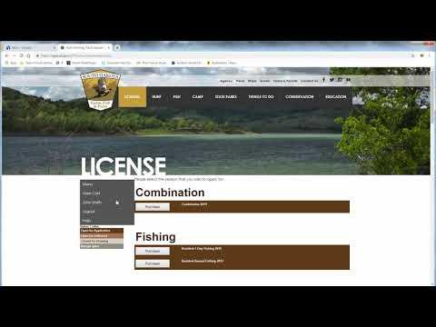 Deer License Tutorial