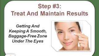 Under Eye Puffiness - 3 Steps For De-Puffed Eyes Thumbnail