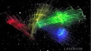 Kate Bush: Waking the Witch lasers LASERIUM