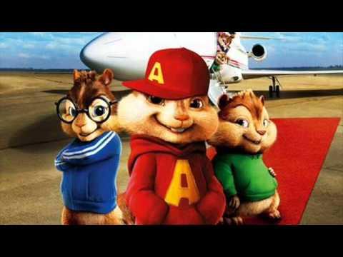 Alvin & Gänget : Ju mer dom spottar