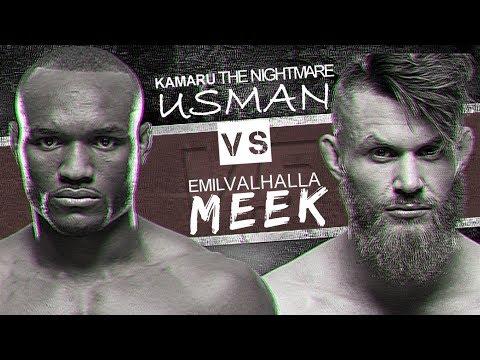 Emil Meek Vs Kamaru Usman