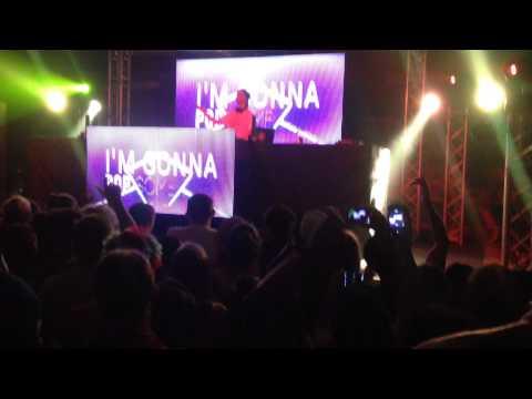 Kygo - No Diggity Remix live in Chicago 10/18/14