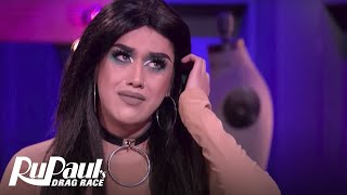 Adore Delano Rugrets Her Snatch Game Tap Out | RuPaul's Drag Race All Stars (Season 2) | Logo thumbnail
