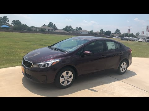 2018 Kia Forte LX review!!! Gas saver and cheap ??