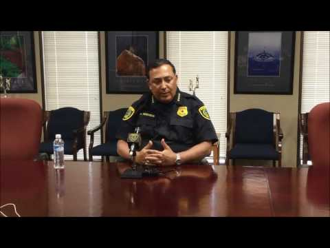 Chief Art Acevedo Speaks about the Josue Flores Case | Houston Police Department
