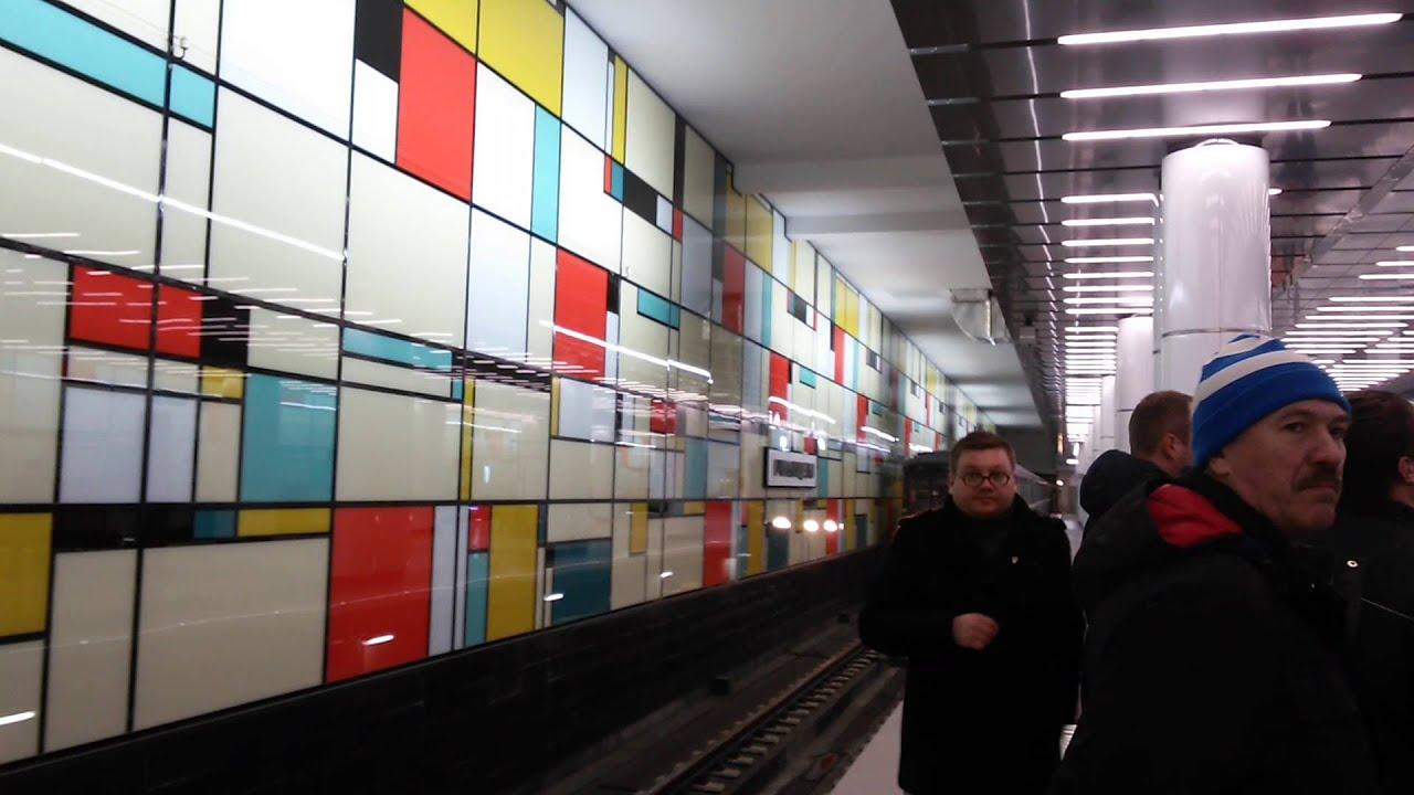 Румянцево метро - 4974