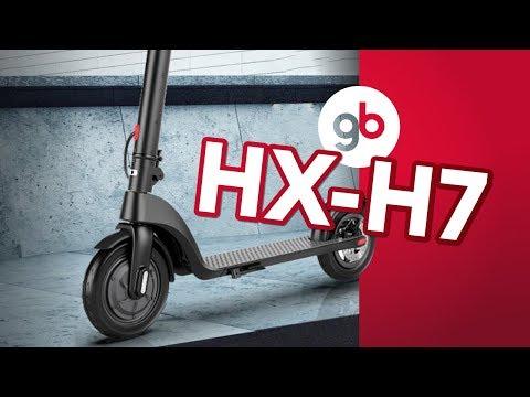 Электрический самокат HX X7 - убийца Xiaomi Mijia M365 и Ninebot ES2!!!