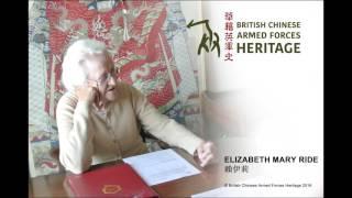 Elizabeth Mary Ride Audio Interview