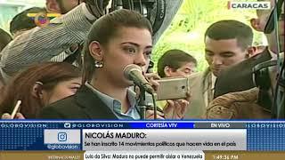 Nicolás Maduro: Nuestro sistema electoral es uno de los más blindados del mundo