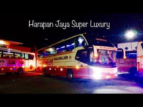 Trip Report Harapan Jaya Super Luxury Jakarta - Blitar