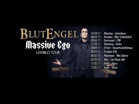 Blutengel - Welcome To Your New Life - Live