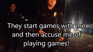 Copbait: Pacifica Police Games; added commentary to statements [reupload]