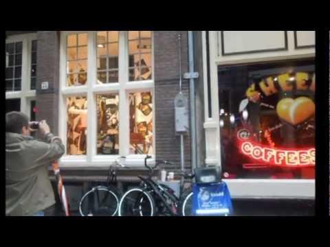 Uitgaan met tante Ien in Amsterdam ,
