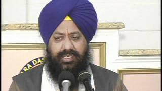 Gurbani Vichar. Bhai Ranjit Singh Carteret NJ.