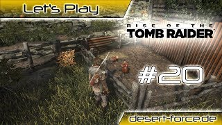 Rise of the Tomb Raider 🗿 #20 Der Hüner Jäger [Let's Play]