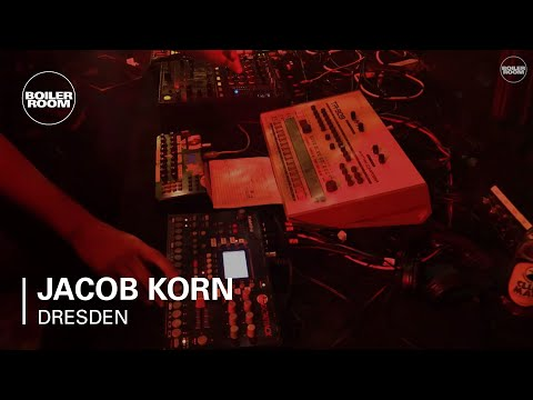 Jacob Korn Boiler Room Dresden Live Set