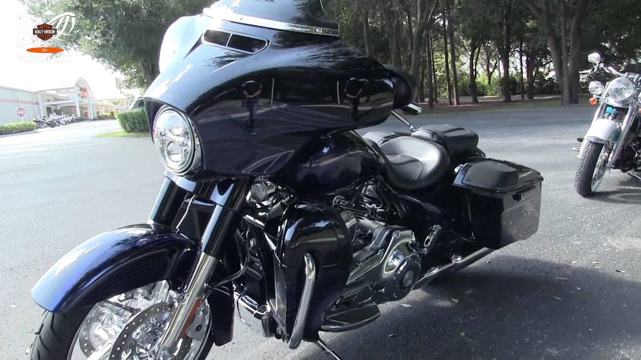 New 2016 Harley Davidson CVO Street Glide new Colors - YouTube