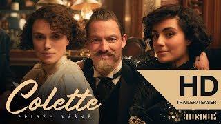 Colette: Příběh vášně (2019) HD Trailer  cz titulky
