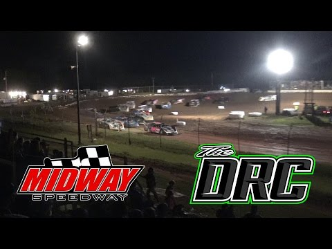 Midway Speedway | 6.5.16 | Late Models | $2000 To Win Feature