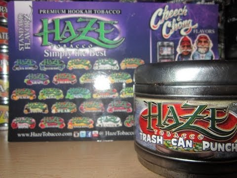 Haze Trash Can Punch Review